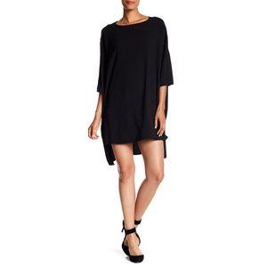 DVF Diane Von Furstenberg Minimalist Crepe Dress S